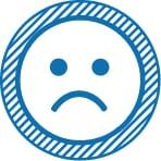 Actively Unhappy Face
